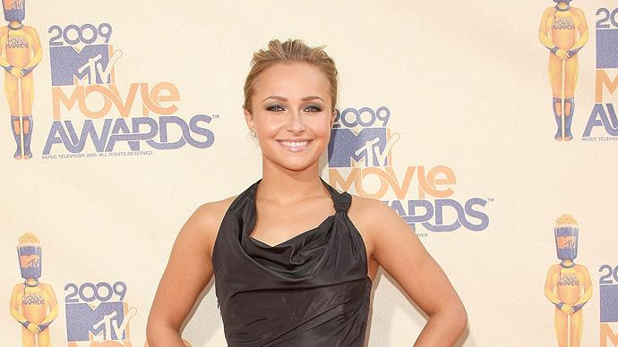 Report Card MTV Movie Awards 2009 Hayden Panettiere