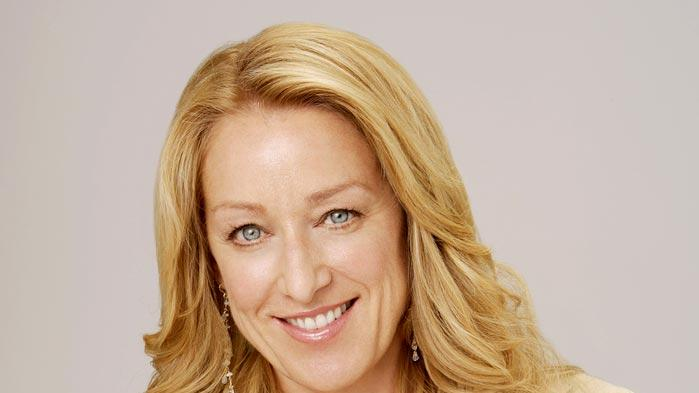 Patricia Wettig stars as Holly Harper on Brothers & Sisters.