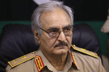 Libyan parliament proposes Haftar to lead army: spokesman
