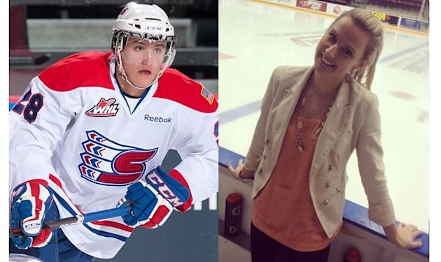WHL: Reporter In Jail For Alleged Death Threats Against Player Boyfriend