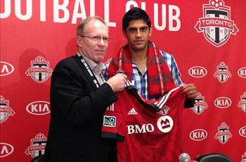 Laba looking forward to fulfilling Designated Player role with Toronto FC