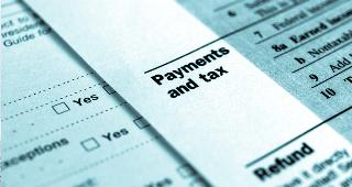 Payments and tax copyright Claudio Divizia/Shutterstock.com