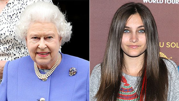 Buzzmakers: The Queen&#39;s Jubilee & Paris Jackson