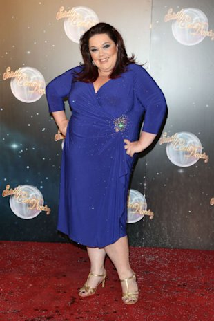 Strictly Come Dancing Star Lisa Riley Has Dropped Four Dress Sizes To 16!