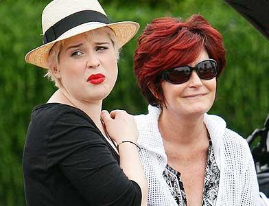 pst Kelly Osbourne In Malibu