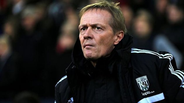 West Brom caretaker Keith Downing is unsure of his future with the club