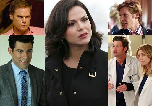 Ask Ausiello: Spoilers on Grey's, Glee, Smash, Once, Revenge, Dexter, Revolution and More!