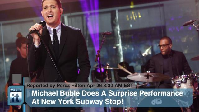 Music Minute News - Christmas, Michael Buble, Demi Lovato