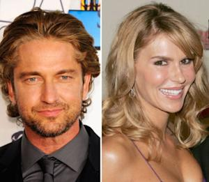 Gerard Butler / Brandi Glanville  -- Getty Images