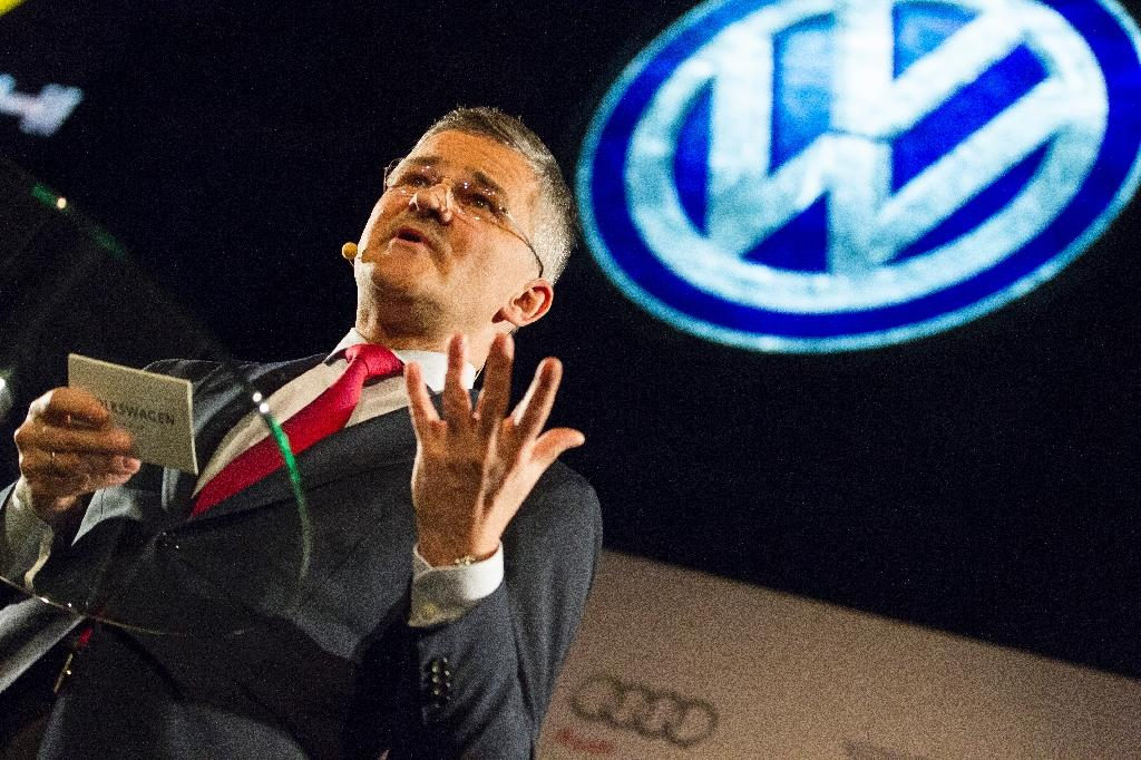 VW's US chief apologizes to Congress for emissions scandal