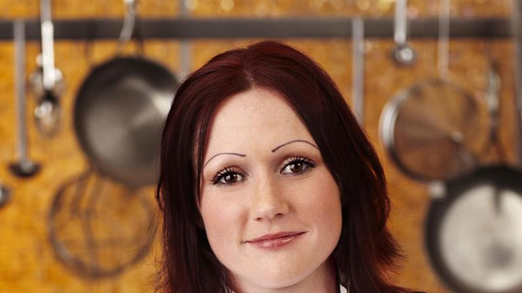 "Jillian Flathers (Pagosa Springs, CO) is a contestant on the Red Team on Season 8 of ""Hell's Kitchen."""