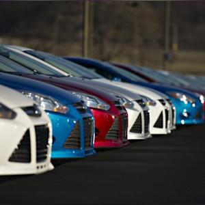 November 2013 Car Sales: Good Tidings
