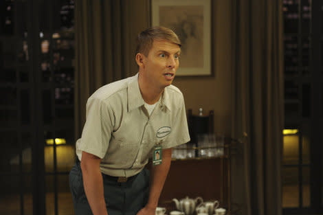 Jack McBrayer and Robert Carlock talk about '30 Rock's' last season