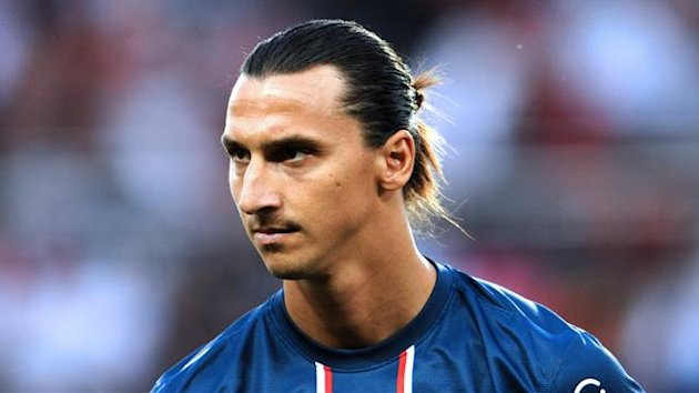 FOOTBALL 2012 PSG - Ibrahimovic