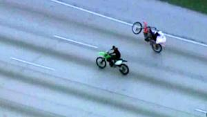Bikes Up Guns Down Miami RAW Reckless bikers caught on