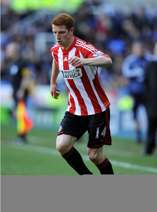 Soccer - Jack Colback File Photo