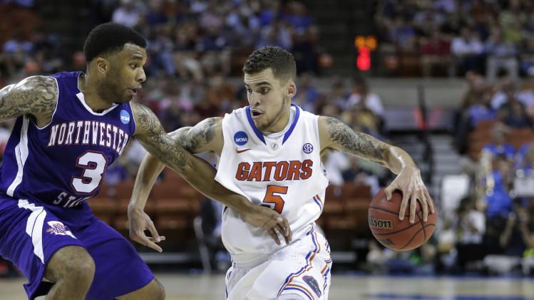 Gators set for return of suspended Wilbekin