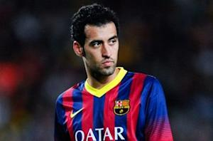 Sergio Busquets: Barcelona will pay price for dropped points