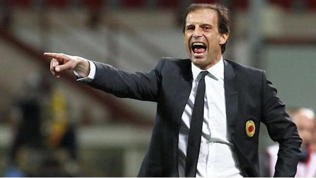 Serie A - Allegri to have showdown talks with Berlusconi