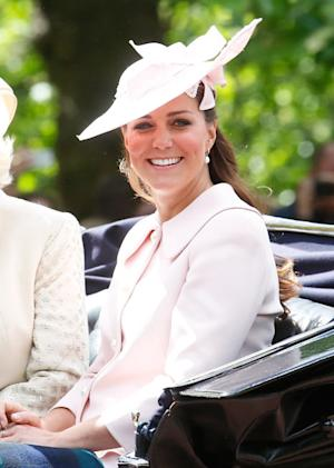 Kate Middleton Glows At Her Last Event Before Maternity Leave