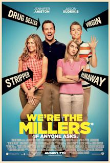 Poster of We're the Millers