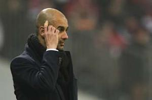 Guardiola: Bayern not the best team in Europe