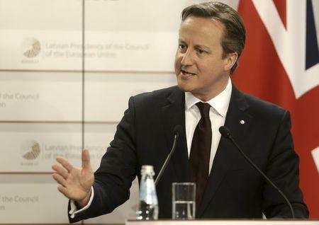 UK's Cameron launches EU reform drive, admits will not be easy