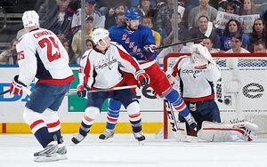 NHL Playoff Game Day 13: Rangers-Capitals; Maple Leafs-Bruins; Red Wings-Ducks