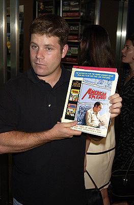Sean Astin at the New York premiere of Fine Line's American Splendor