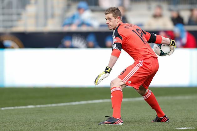 Sporting Kansas City v Philadelphia Union