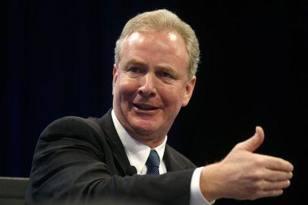 U.S. Representative Van Hollen of Maryland announces Senate run