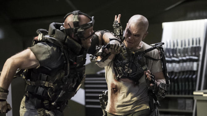 Box office top 20: $29.8 million for 'Elysium'