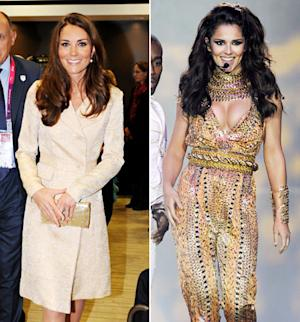 Kate Middleton Dressed Like Cheryl Cole in Bodysuit, Sang for Bachelorette Party!