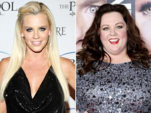 "Jenny McCarthy Defends Cousin Melissa McCarthy, Slams Film Critic Rex Reed: ""He Can Go to Hell"""
