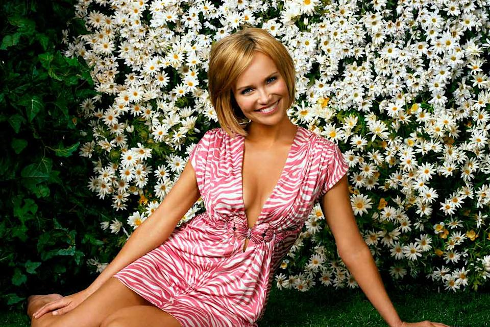 Kristin Chenoweth stars as Olive on Pushing Daisies.