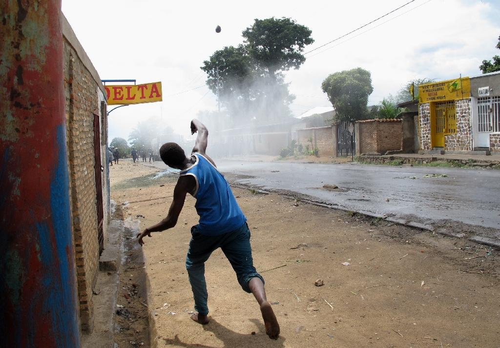 Burundi protests as court clears president's third term bid