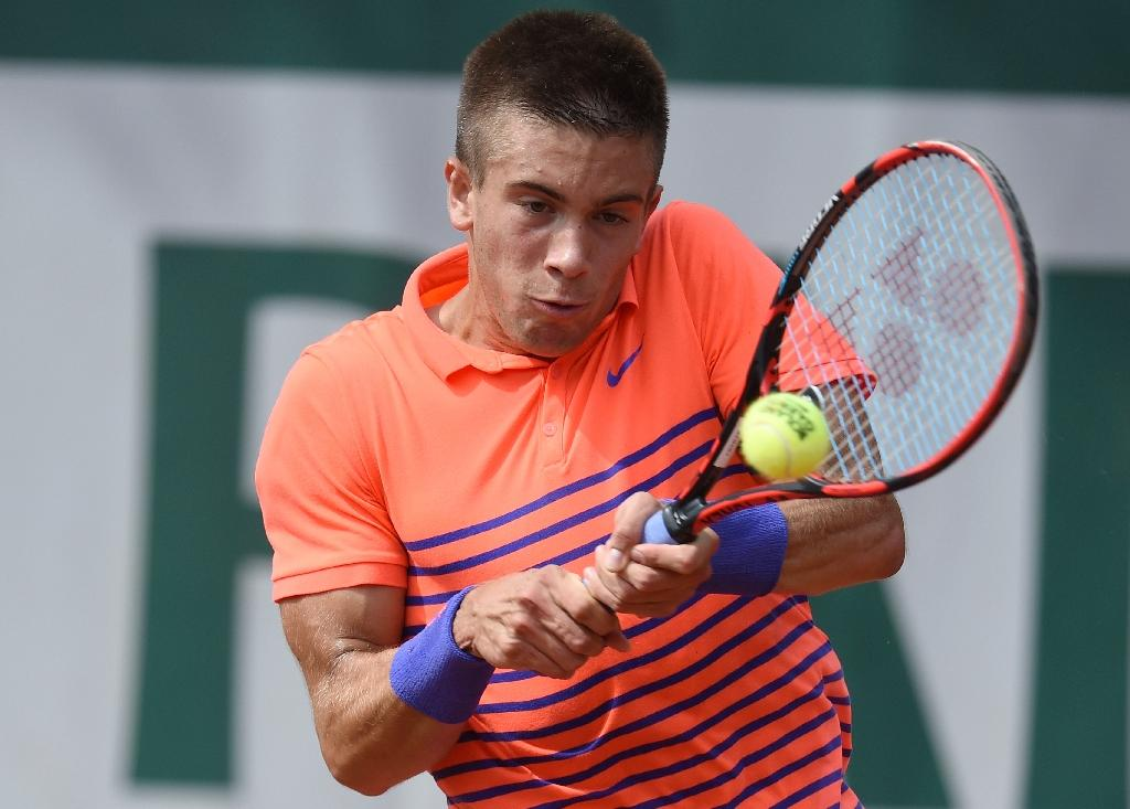 Coric reminds me of me, says Djokovic