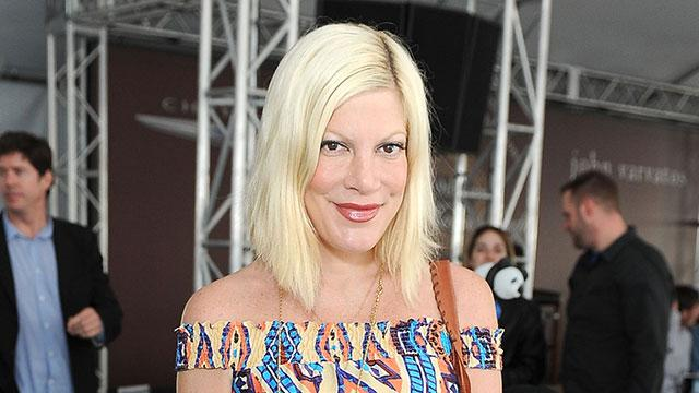 Tori Spelling: Dean & I Can't Afford a Vasectomy