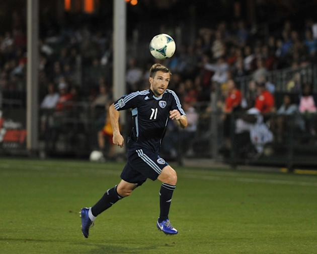 DC United v Sporting Kansas City