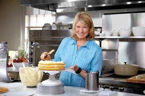 Second Season Of Martha Stewart's Cooking School And Season One Of Martha Bakes To Premiere On PBS Beginning April 6th