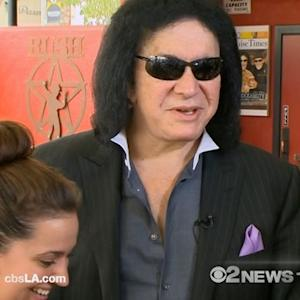 Tonight On CBS2 News At 11PM: One On One With Gene Simmons