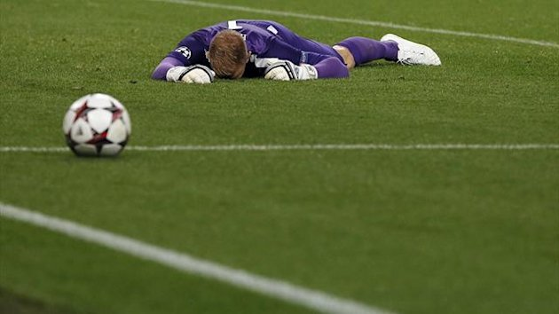 Joe Hart, Manchester City (Reuters)