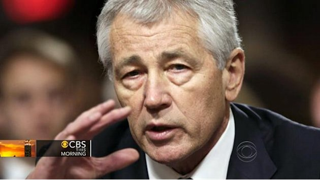 Senate votes Hagel as next …