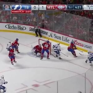 Tampa Bay Lightning at Montreal Canadiens - 05/03/2015