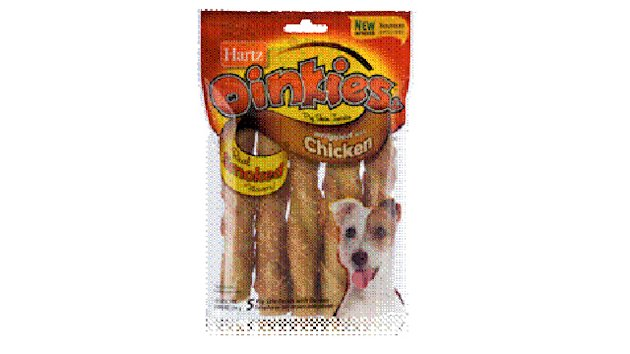 More Chinese Chicken Dog Treats Pulled From Shelves (ABC News)