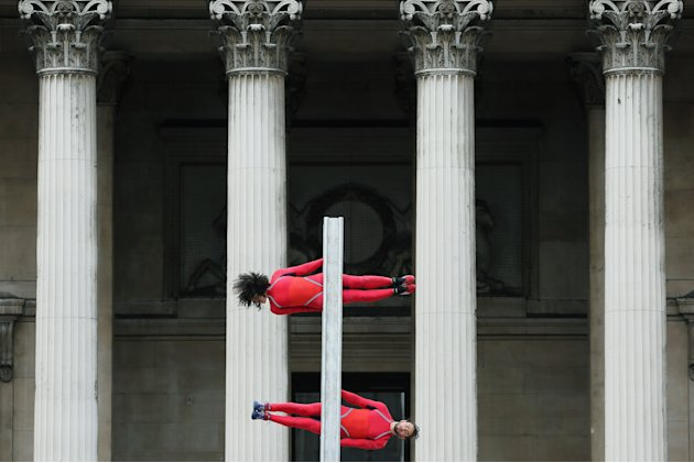 London 2012 Festival's Surprises: STREB
