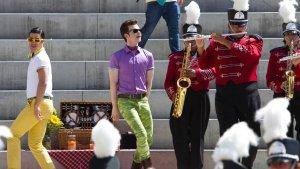 'Glee' Season 5 Premiere: Finn's Shadow Looms Over a Cheerful Beginning