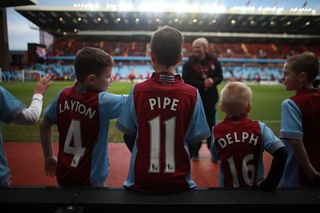 Aston Villa pay tribute to Irish hit-and-run victim with minute's applause