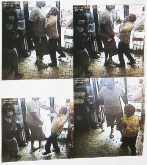 An incident in a store in Ferguson, Missouri August…