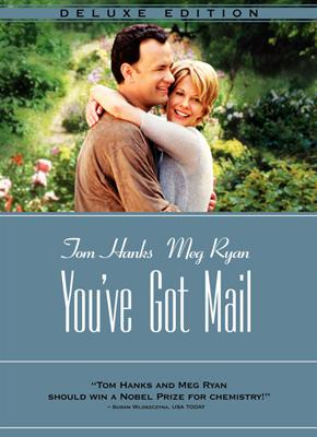 Box art for the Deluxe Edition DVD of Warner Brothers' You've Got Mail